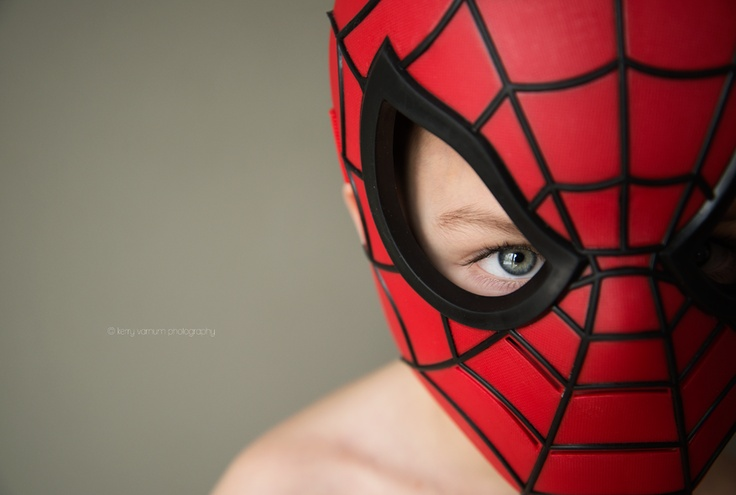 Kerry Varnum Photography | spiderman