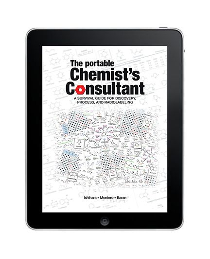 This is a chemistry book like no other. This is your virtual consultant. If you work in any chemical company, our aim is to make this your survival guide. This is your portable consultant, available 24/7, and offering advice that cannot be obtained by cursory use of search engines. This consultant doesn't charge an hourly rate, has no ego, and is being constantly updated and improved upon. At no additional cost.