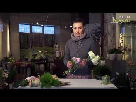 Sekunda dla Kwiatów: coś dla florystów... i nie tylko. S01 E18 - YouTube