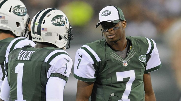 Is Geno Smith still the answer? Or should the Jets make the switch to Michael Vick?