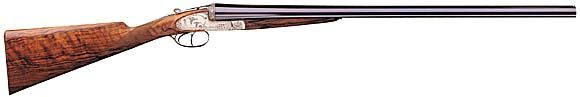 browning double barrel shotgun | Anson side-by-side Ca. 12 Grade F