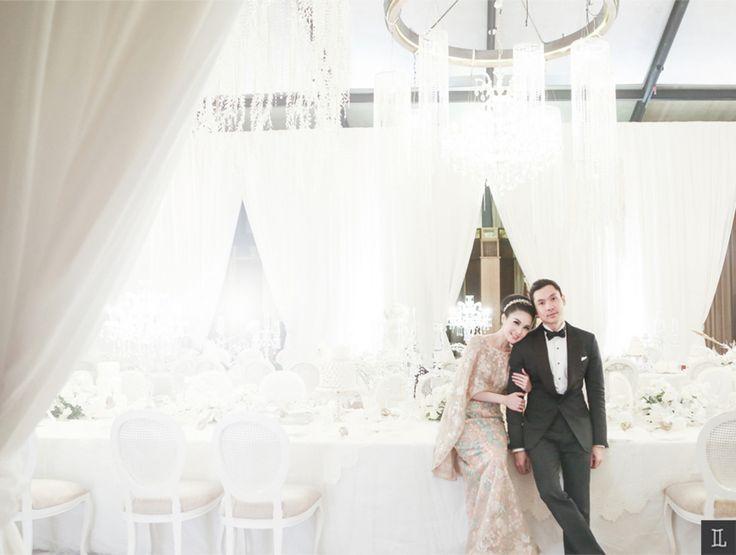 Sandra Dewi And Harvey Moeis' Dreamy Wedding In Jakarta - 034