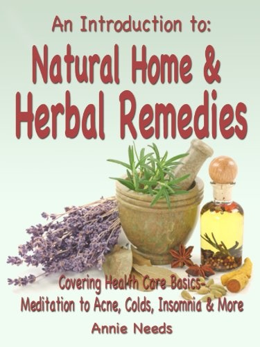 Natural Home Herbal Remedies Ebook