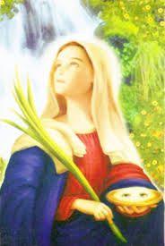 oração de santa luzia para imprimir - Pesquisa Google