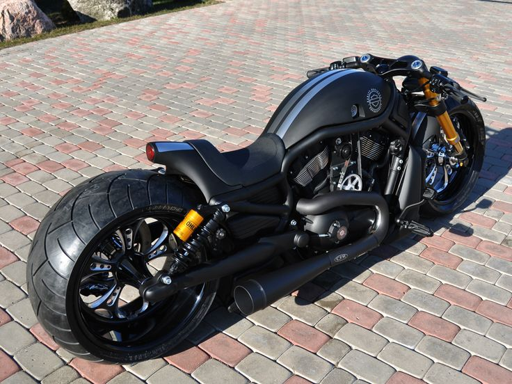 Supercharged - Moto Tuning.com