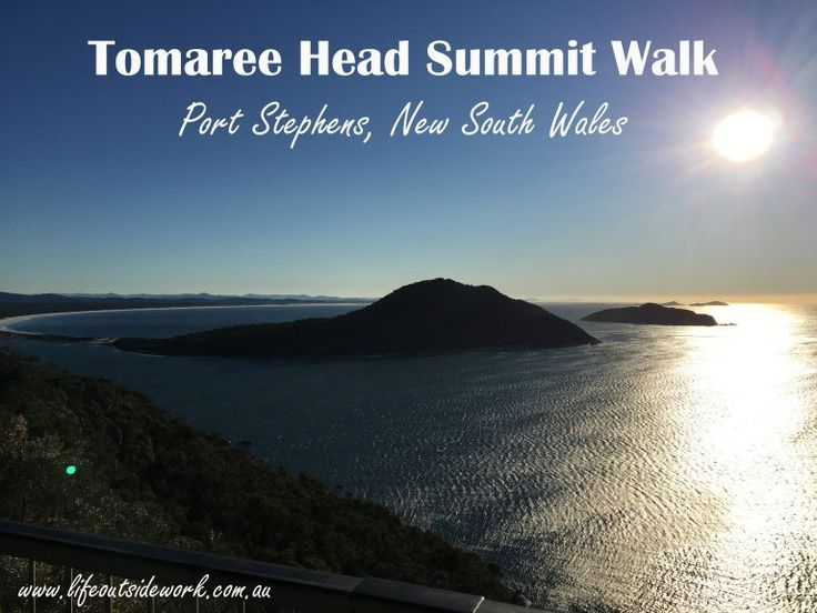 Mt Tomaree is located in Shoal Bay, Port Stephens, NSW.   Tomaree Head Summit Walk is a must!!  This walk is 2.2km return trip and took us around 25 minutes to get to the top to see the s…