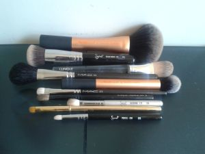 A post on my 10 favourite brushes with Real techniques, Sigma, MAC and more