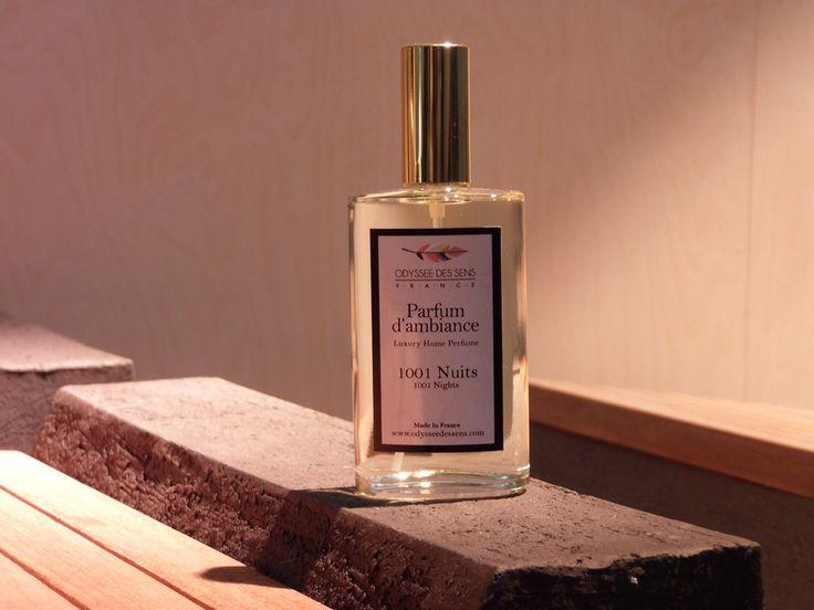 Perfumowana mgiełka Odyssee des Sens