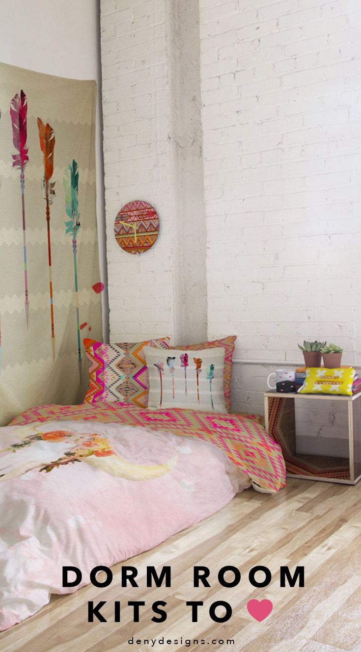 10 dorm room sets to fall in love with. #college | diy dorm decor, dorm, dorm decorations