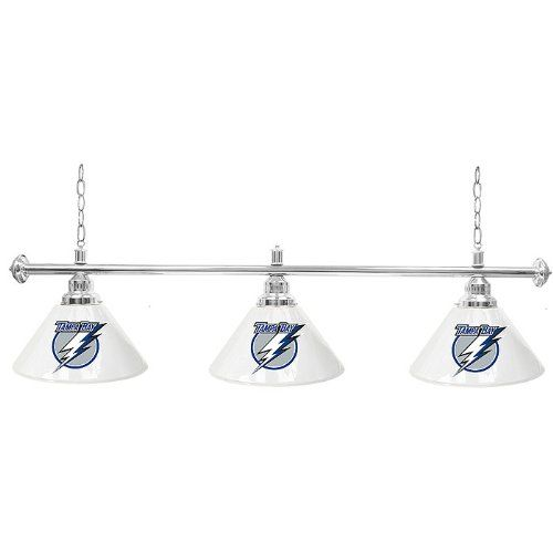 Tampa Bay Lightning Pool Table Light