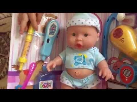 İkizler Doktorculuk oynuyor - YouTube