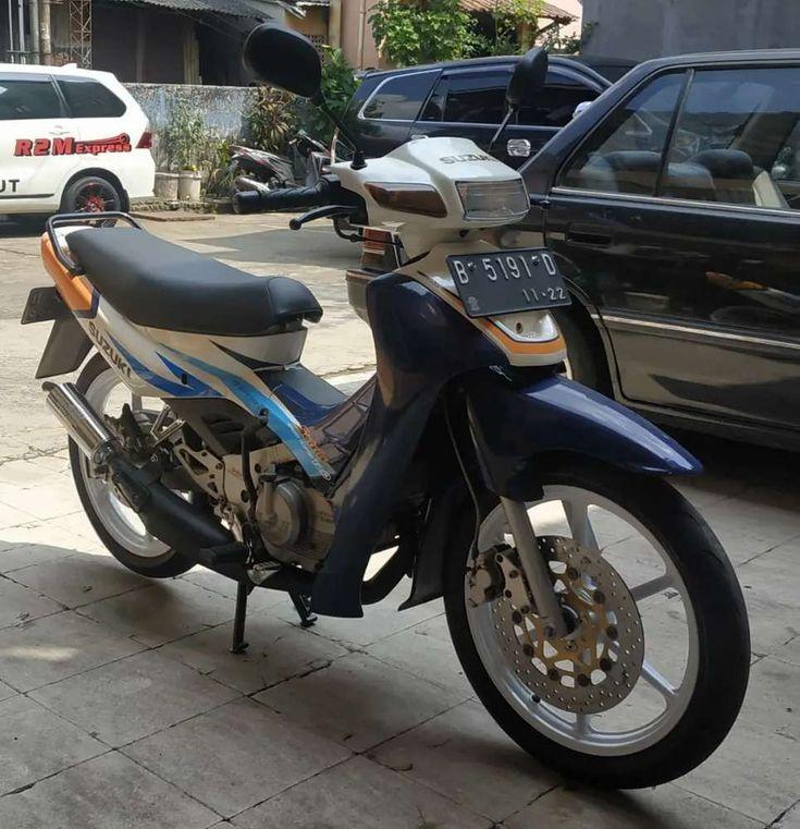 Suzuki Satria 120 R Velg Daichi Ban Fdr Mp 27 Soft Compound Discbrake Dpn Oem Yamaha Tzm Sunstar Gear Set Cms Knalpot Ahm Malaysia Ori R Saklar Lampu Velg
