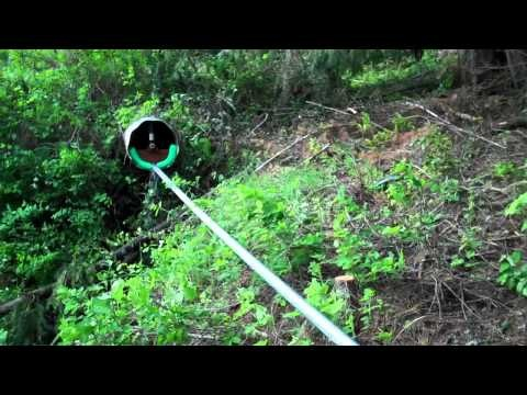 How To Build A Hydraulic Ram Pump pt2