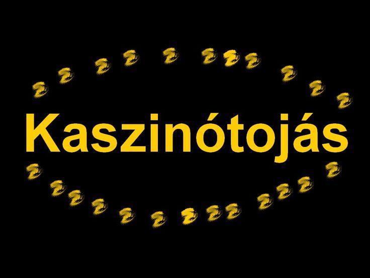 Kaszinótojás
