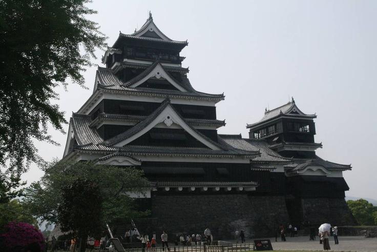 Kyushu : le château de Kumamoto