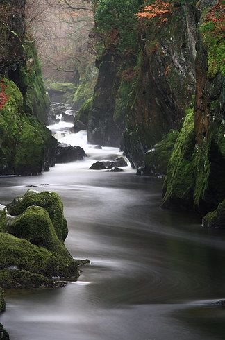 If you wish to be at one with nature, visit Betws-y-Coed. | 12 Breathtaking Places In Wales You Need To Visit