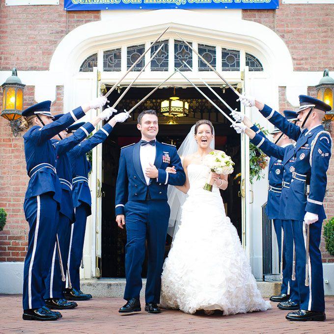 Traditional Wedding Ceremony Music: A Traditional Ballroom Wedding In Philadelphia, Pennsylvania