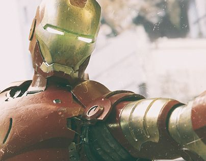"""Check out new work on my @Behance portfolio: """"Iron Man"""" http://be.net/gallery/48311749/Iron-Man"""