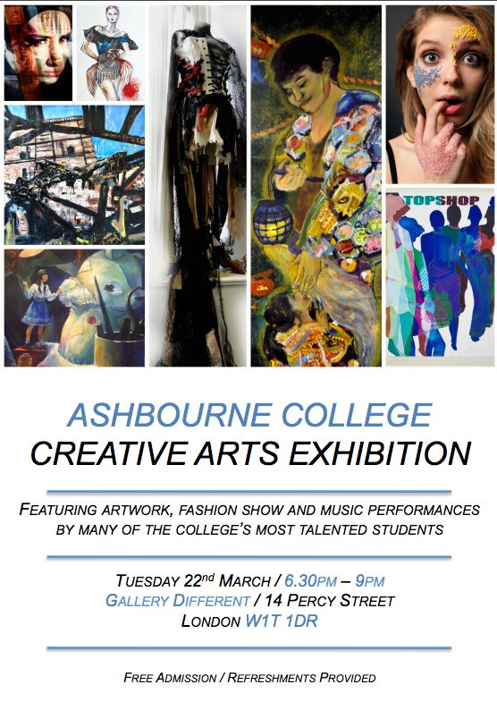 new creative arts exhibition at Ashbourne College! #best #school #ranking #UK http://best-boarding-schools.net/school/ashbourne-college@-london,-uk-396