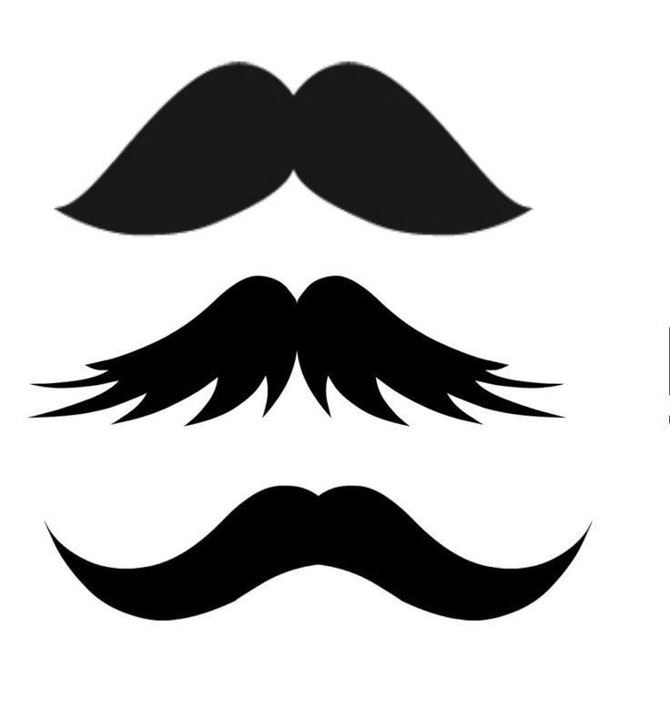 mustach pic | Here are some different types of Mustaches for those of you who do not ...
