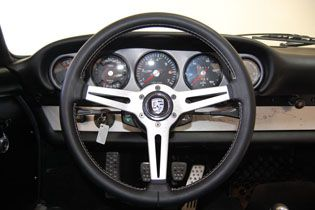 Cars For Sale - Porsche 912 - 1968 Porsche 912 Coupe - Slate Grey - CPR Classic