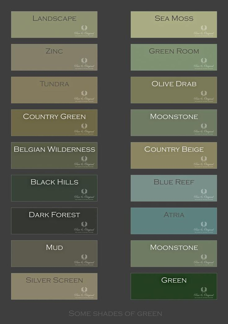 10 Best Groene Kleuren Images On Pinterest Paint Colors