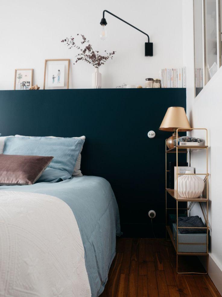 Appartement déco scandinave de Nathalie du blog Thalieandco à Brest
