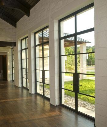 Living Room - Interior View (durango doors)