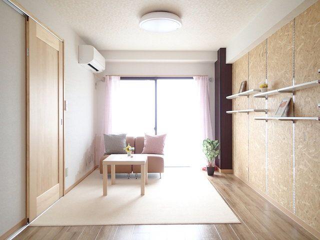 場所よりも心地の良さで(神奈川県横浜市港北区) | 東京のリノベーション・デザイナーズ賃貸ならグッドルーム[goodroom]