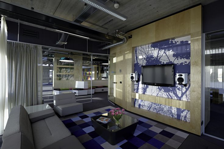 New Office Is Ideal for Naps and Finger Painting | Co.Design | business + design