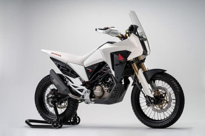 2020 Honda Cb125x Adventure Motorcycle Dual Sport Concept Honda Motorcycles Adventure Bike Honda