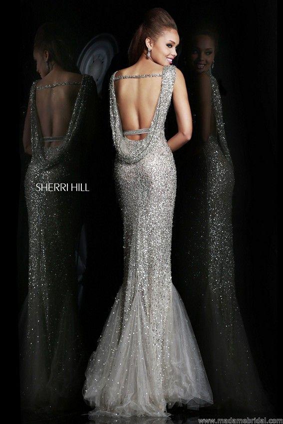 Sherri Hill 4802, Sherri Hill Dresses, Prom 2014, Madame Bridal