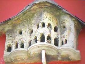 Osmanlı zamanlarında yapılan 'kuş evleri' şimdi de yapılması lazım Video