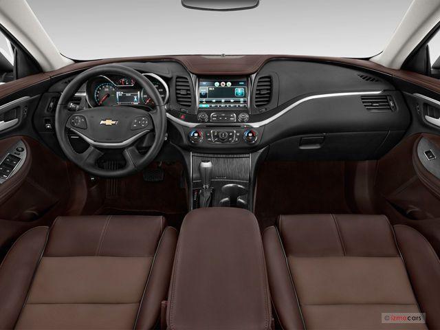 2015 Chevrolet Impala Interior Photos