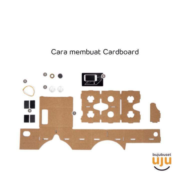 Sudah pesan Google Cardboard? Bingung cara bikinnya? Yuk diliat cara-caranya di pidio Youtube ini.