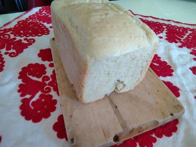 fehér kenyér a látáshoz)