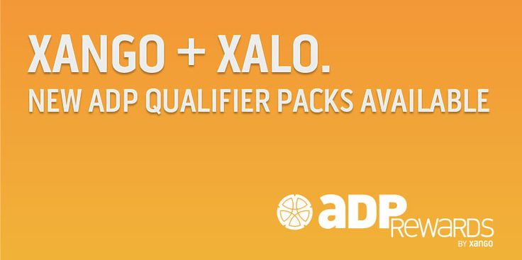 You know about XANGO. You've learned about XALO, either from the main stage at BOLD or from xalo.xango.com.