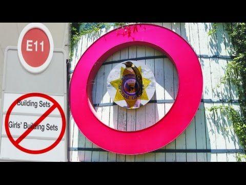 Target To Use Gender-Neutral Signage For Kids