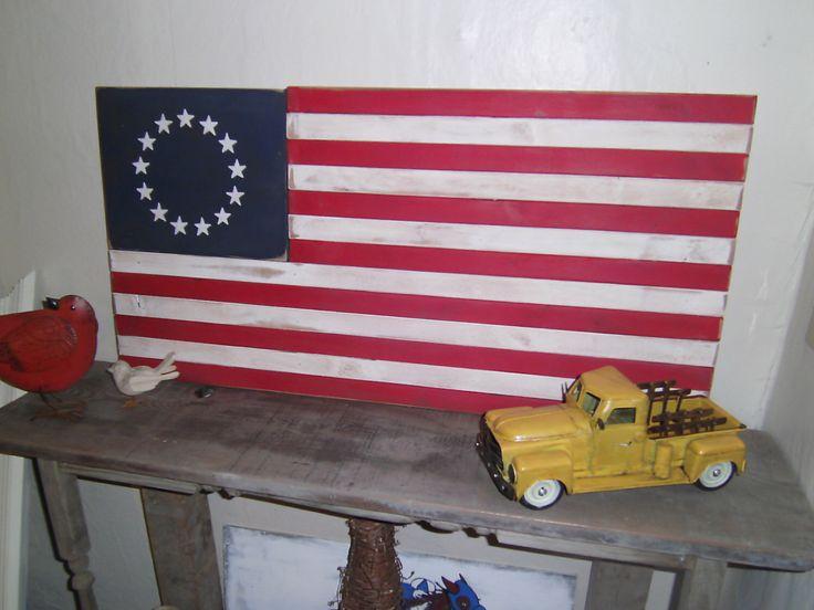 Wooden American Flag Wall Art best 25+ wooden american flag ideas on pinterest | american flag