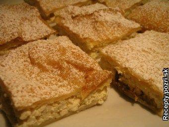 Jednoduchý tvarohový koláč http://recepty.pozri.sk/recept-jednoduchy-tvarohovy-kolac-626