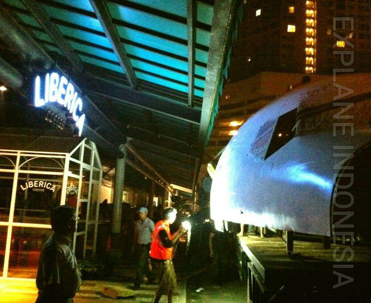 Flight Experience Jakarta  At Liberica Cafe  Explane Indonesia