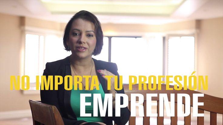 El emprendimiento puede aprenderse - Lina González