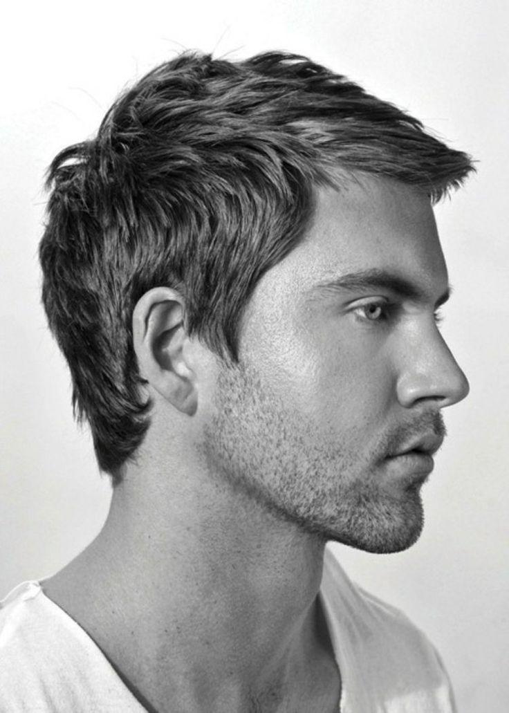 Coupe courte homme \u2013 50 idées modernes de coiffures