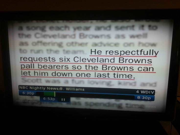 Ohio Man's Obituary Contains Amazingly Backhanded Request For The Cleveland Browns | Happy Place