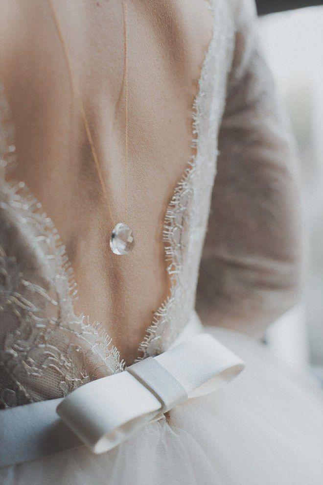 454 best robes de mariee look mariage images on pinterest for Robe pour mariage cette combinaison bijoux mariee