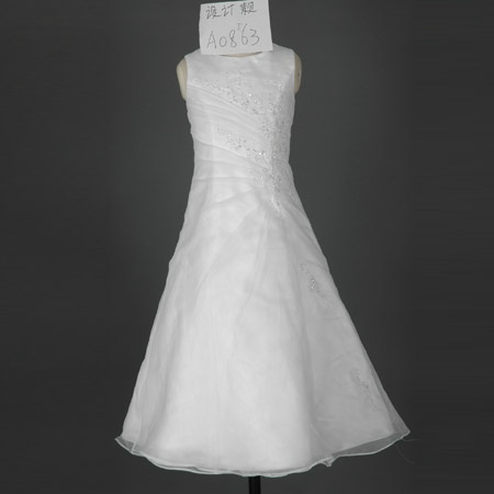 Princess Wedding Dress - A0863 Ingen pris