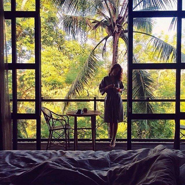 #bismaeightladies spotting  Our guest Katerina immersed in one of our Forest suites. . . . . .  by our guest Katerina (@katerinafruity) . #bismaeight #luxury #boutiquehotel #ubud #bali #hotel #bestnewhotel #ubudhotel #ubudbali #forest #suites #hotelsuites #ubudtrip #balitrip #travelpics #traveling #travel #traveler #traveller #instatravel #instatraveling #igtravel #instavacation #vacation #travelgram #destination #topdestinations #summer2016 #wanderlust