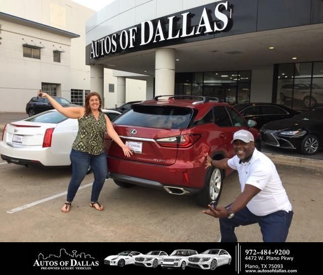 Congratulations Jessica On Your Lexus Rx 350 From Bob Tauber At Autos Of Dallas Autosofdallas Car Dealership Dallas Luxury Welcome To The Family
