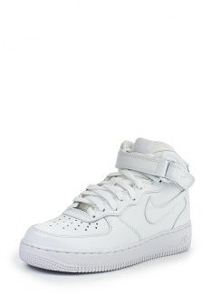 Кроссовки Nike, цвет: белый. Артикул: NI464AWFMV91. Женская обувь