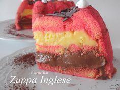 Un sito di ricette di cucina non può non avere tra le sue pagine la ricetta della Zuppa Inglese. Così,